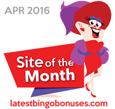 Bingo Site Of The Month - April 2016