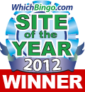 Bingo Site Of The Year 2012