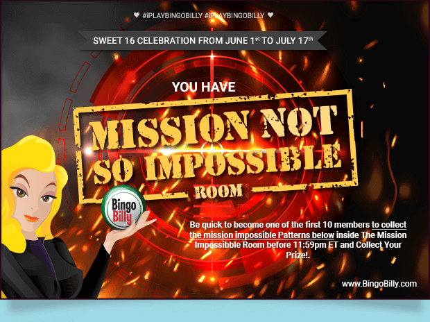 MISSION NOT SO IMPOSSIBLE