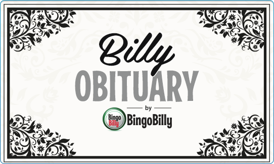 BILLY OBITUARY