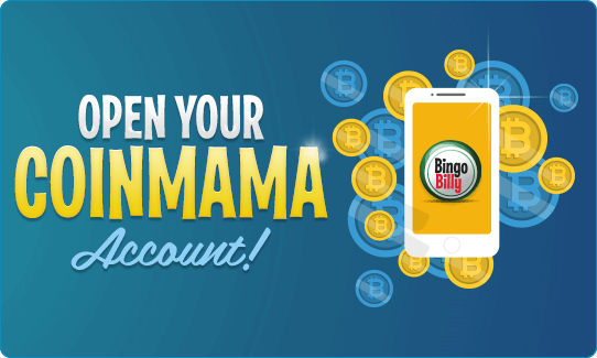 USE YOUR DEBIT/CREDIT CARD THROUGH COINMAMA!