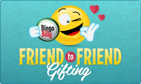 FRIEND TO FRIEND GIFTING