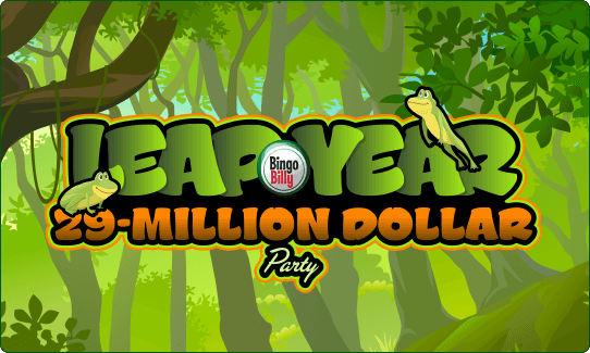 THE LEAP YEAR $29 MILLION PARTY