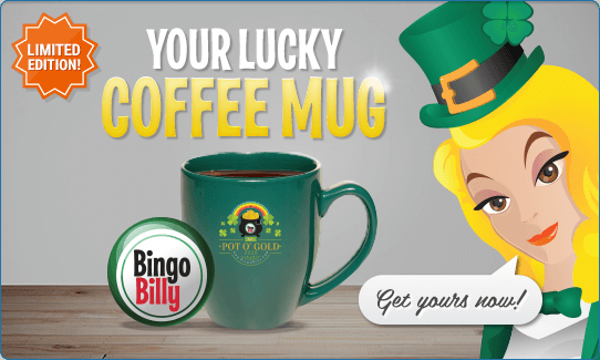 Your Lucky Coffee Mug