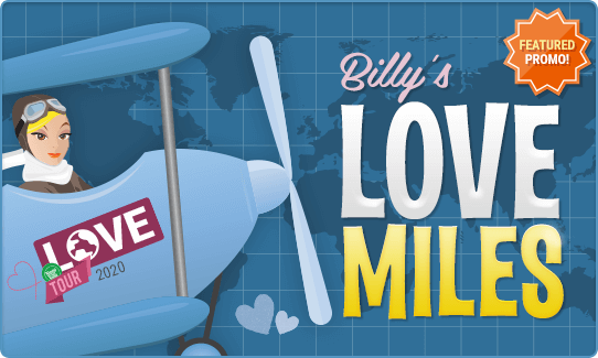 BILLY'S LOVE MILES