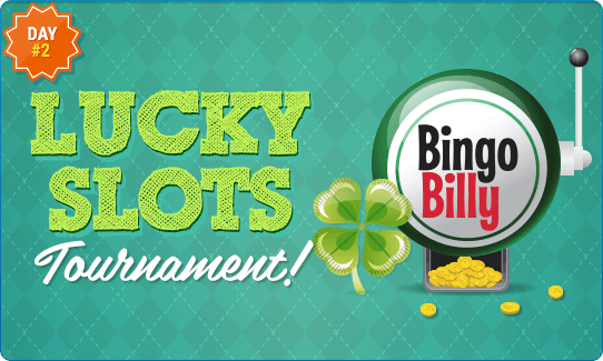 LUCKY SLOTS!