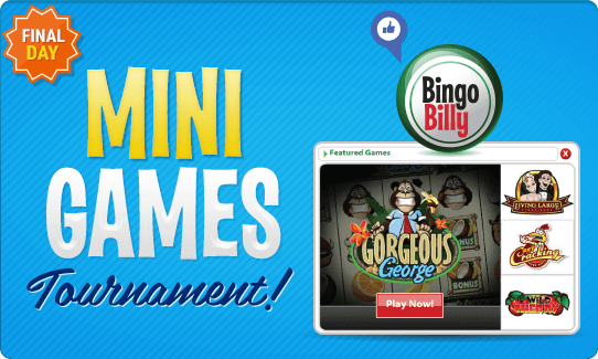 DAILY SLOTS TOURNAMENT!