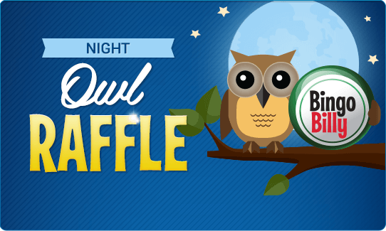 NIGHT OWL RAFFLE