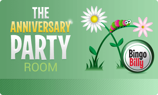 THE ANNIVERSARY PARTY ROOM