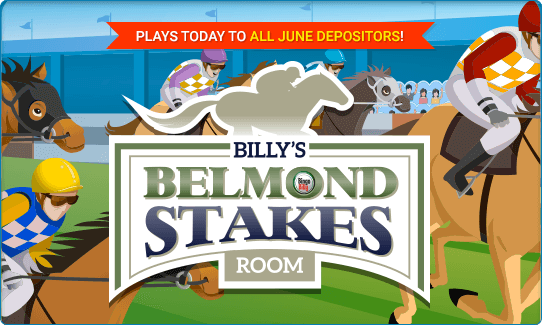 BELMONT STAKES BILLY STYLE