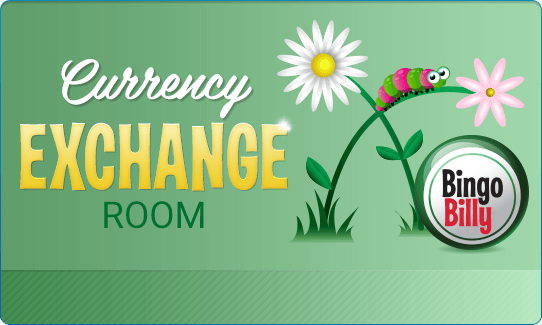 CURRENCY EXCHANGE ROOM