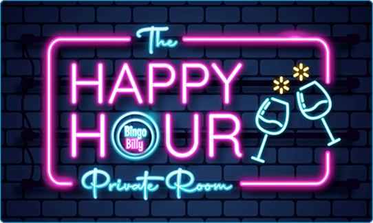 THE HAPPY HOUR PRIVATE ROOM