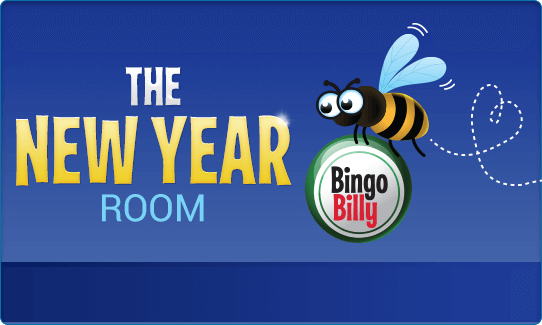 THE NEW YEAR ROOM
