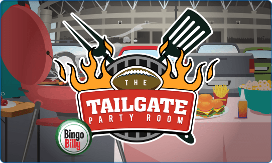 THE TAILGATE PARTY ROOM