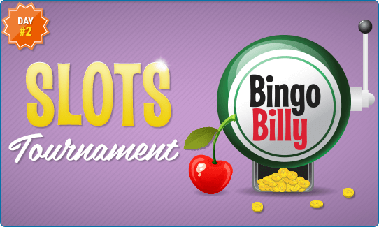 3-DAY NEWEST SLOTS TOURNAMENT!